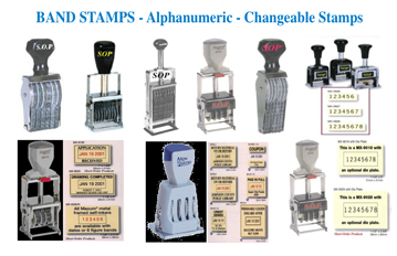 band-stamps-alphanumeric