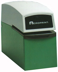 automatic numbering machine st